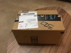 アマゾンの箱