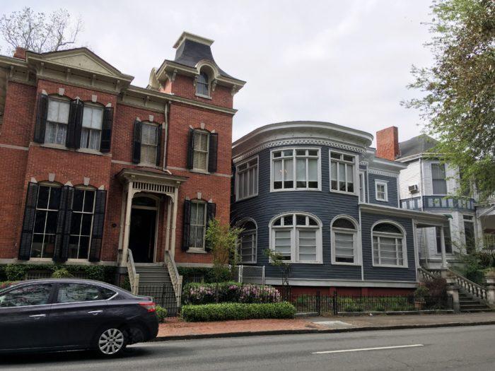 サバンナの住宅