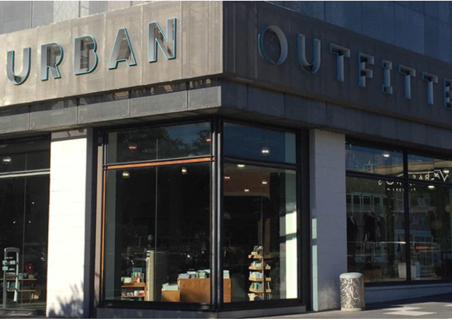 Urbam Outfitters