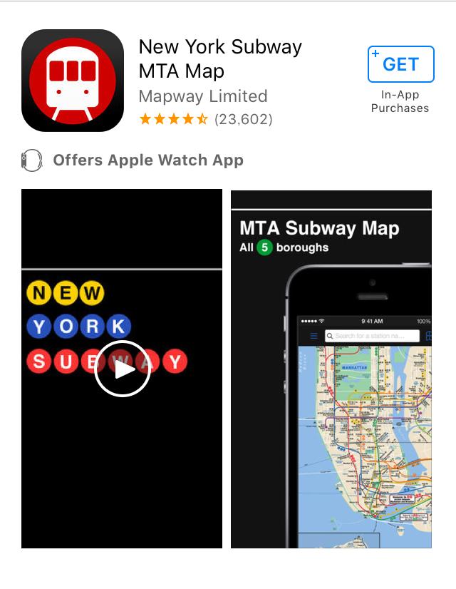 NYMTAアプリ