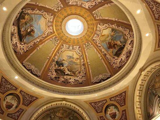 ベネチアン天井